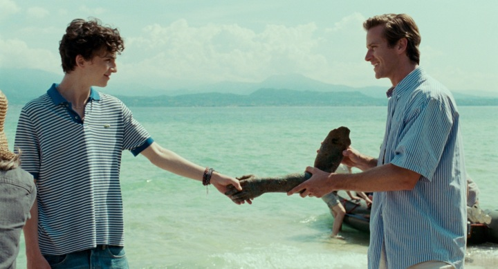 Call Me By Your Name: An adolescent fantasy come to life